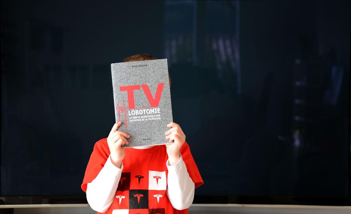5 faits à prendre en compte avant d'allumer la télévision