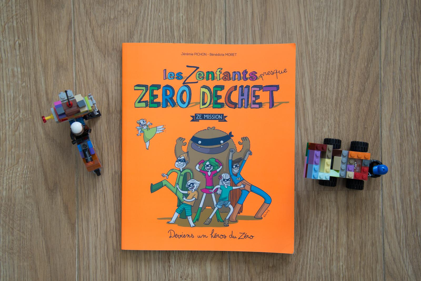 """Comment devenir un héros du zéro déchet avec """"Les Zenfants presque Zéro déchet"""""""