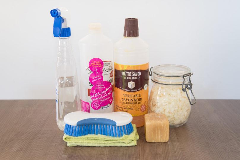 Produits ménagers naturels : faire le ménage comme mamie