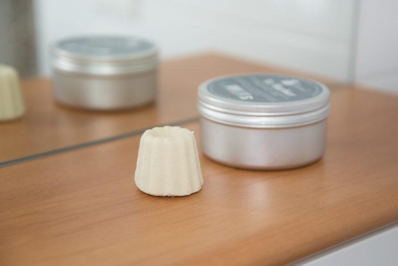 Déodorant peaux sensibles
