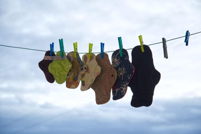 Comment nettoyer les serviettes hygiéniques lavables ?