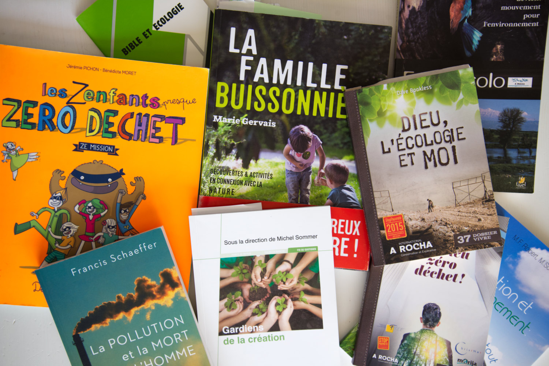 Nos livres de référence en matière de transition écologique