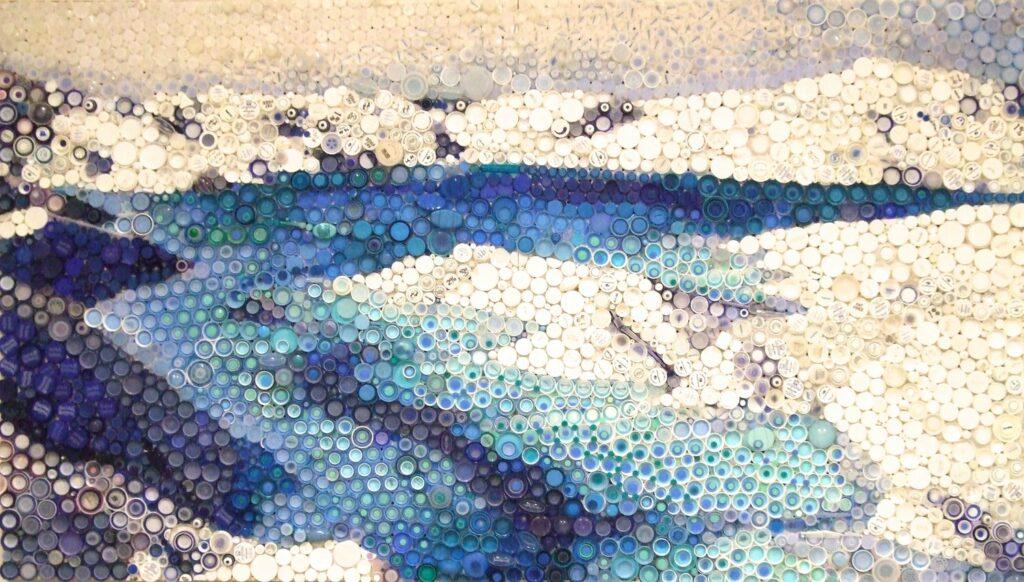 Mary Ellen Croteau, Melting Glacier, Greenland